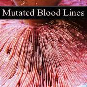 Mutated Blood Lines - Diane Lynn McGyver
