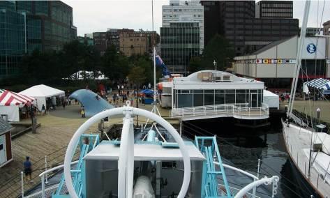 HMCS Sackville - Halifax