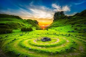 Scotland Cairn
